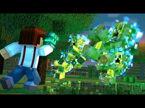 Minecraft: Story Mode - Supercharged Creepers! - Season 2 - Episode 1 (4)