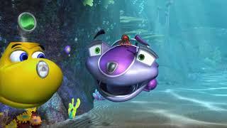 Potápěj sa Olly - Mořská obluda