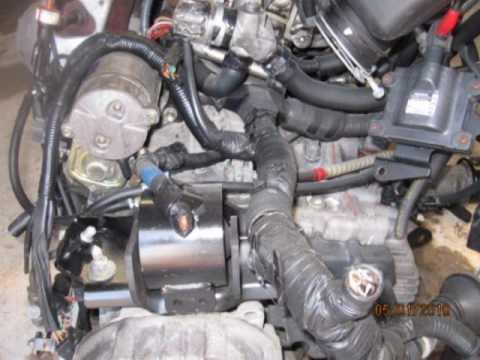 Замер компрессии двигателя 3S-FE