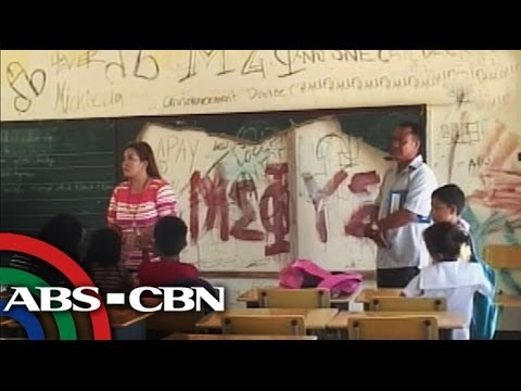 Yolanda students still don't have classrooms