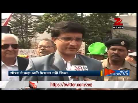 After BJP, now Congress trying to woo Sourav Ganguly?