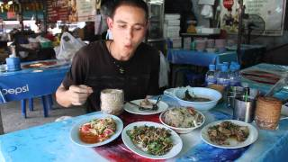 Thai Street Food Menu In Bangkok (Eating Thai Food Guide