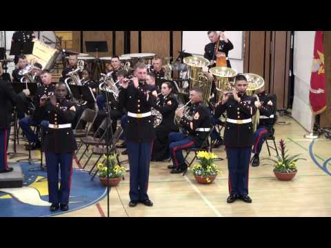 The Stars and Stripes Forever - Marine Corps Air Ground Combat Center Band