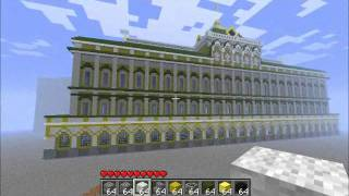 Page Ments Minecraft Full Size Kremlin Palace Youtube