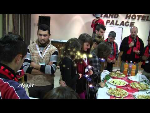 RELAY - Youth Evangelism School - Korça, Albania 2013