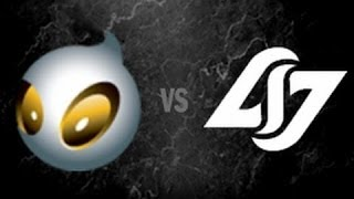 Team DIGNITAS vs Counter Logic Gaming W3D1 G3 NA LCS Summer ...