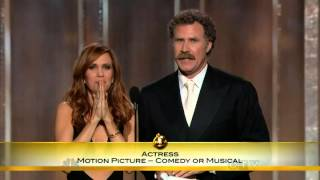 Golden Globe Awards 2013 Full