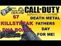 AW Fathers Day 67 Killstreak DNA Bomb w ASM1 Magnitude Call of Duty Advanced Warfare DNA Bomb