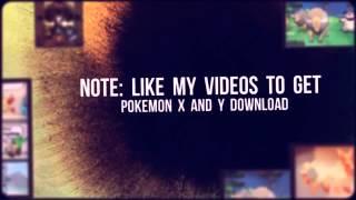 Pokemon X And Y Free Download No Survey No Password