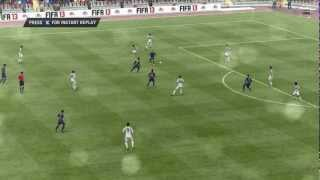 Fifa 2013 Gameplay Real Madrid Vs FC Barcelona Full Match HD
