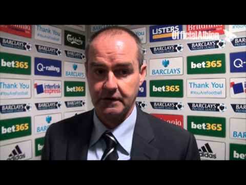 Steve Clarke gives his thoughts on a controversial afternoon at the Britannia