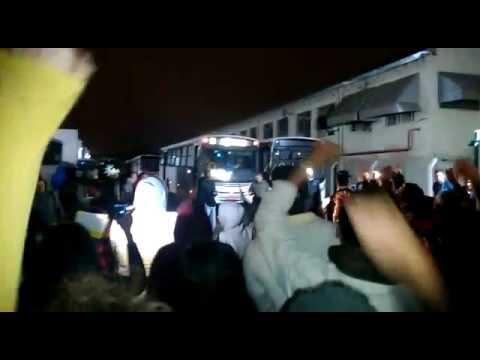 Vídeo Greve Geral deixa São Carlos sem transporte coletivo