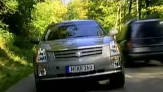 Cadillac SRX im Test Motorvision testet das Edel-SUV aus den videos