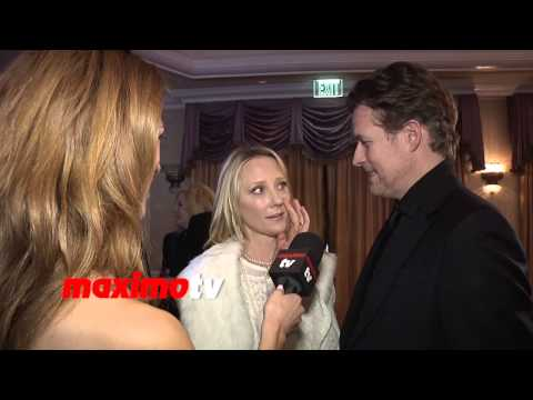 Anne Heche on Oscars 2014 and Avoids Ellen DeGeneres Question