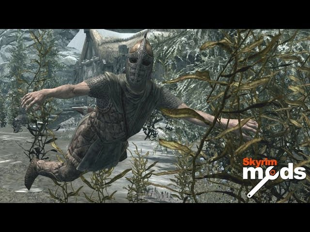 Top 5 Skyrim Mods of the Week - Clubbing Underwater