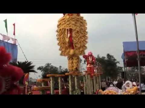 Lễ đón bằng di tích quốc gia lăng mộ Thượng thư Trương Công Hy