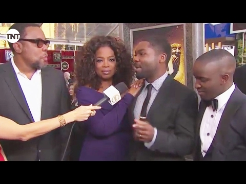 Oprah | Red Carpet | SAG Awards