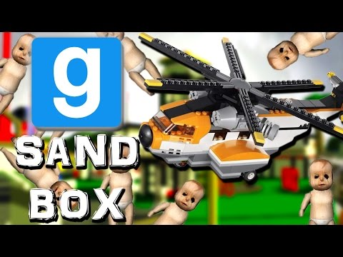 Gmod Sandbox Funny Moments | STOP KILLING ME!!