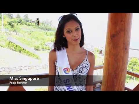 Miss Asia Pacific World 2014 - Get to know the girls!