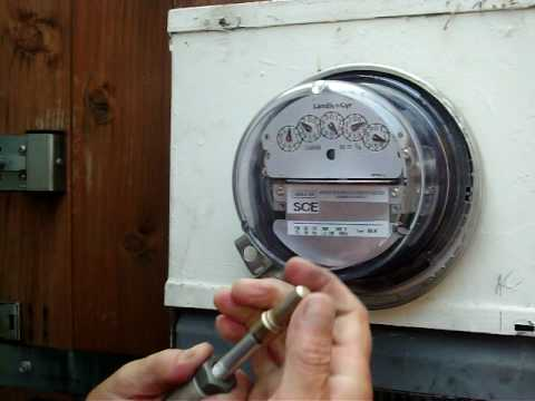 Electric Meter Lock Ring For Sale