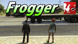 Things to do in GTA V - Frogger