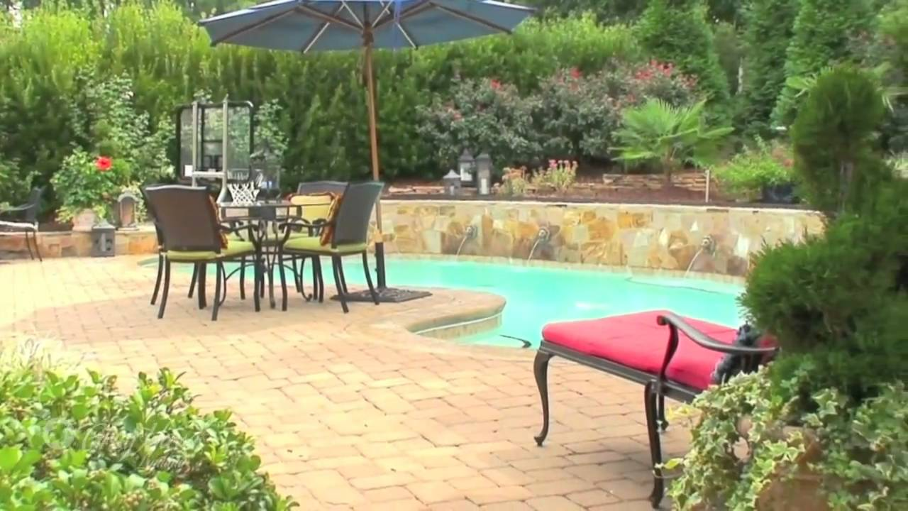 Cary Nc Luxury Homes Greyhawk Landing Outdoor Living