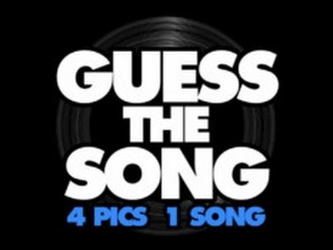 Guess the Song 4 Pics 1 Song - Level 7 Answers