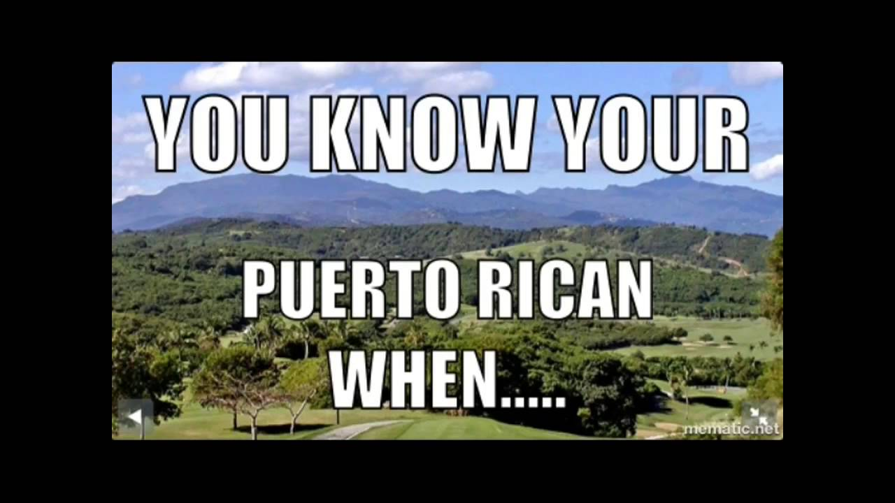 when i was puerto rican Filmed on both the united states mainland and the island of puerto rico, the  program explores the customs and traditions that have bonded puerto rican.