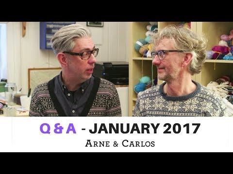 Q&A with ARNE & CARLOS