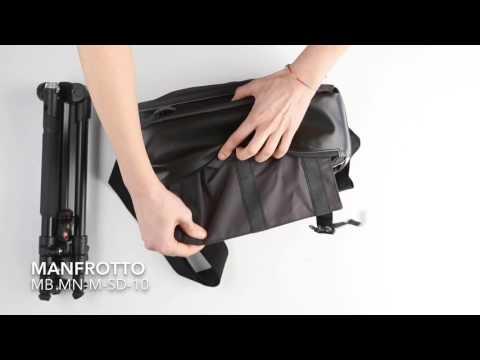 Manfrotto Manhattan Speedy 10 Messenger - Not like every other messenger bag