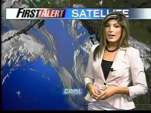 First Alert Weather With Angela Brauer Kmtr Youtube