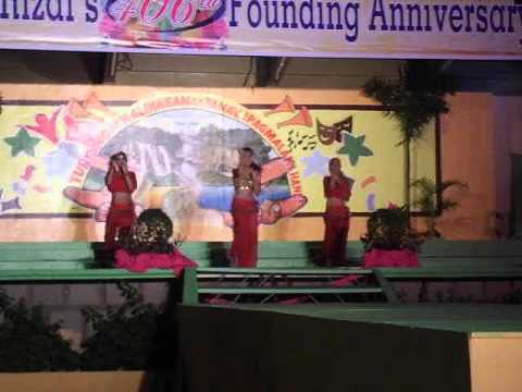 "MUTYA NG TANAY 2012-TALENT COMPETITION ""CANDIDATE #8"""