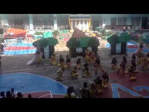 kadayawan festival ( 4th yr st.monica 2013-2014) champion!