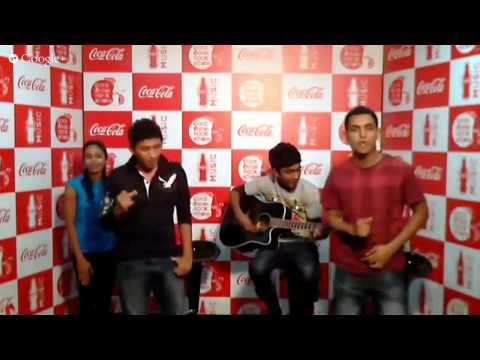 Coke Ekka Rock Wenna Live Hangout