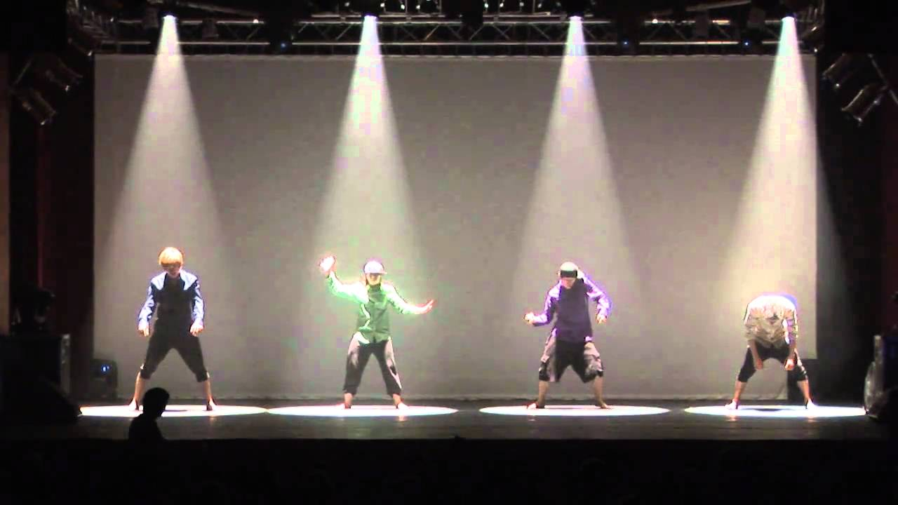 URBAN DANCE CAMP - YouTube