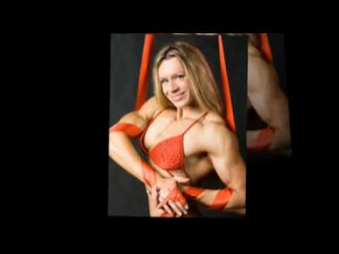 single female bodybuilder