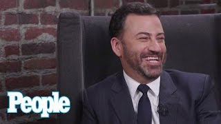 What Jimmy Kimmel Really Thinks Of Jimmy Fallon, Stephen Colbert & More | People