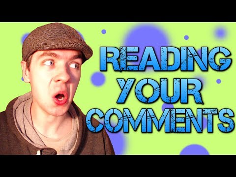 Vlog | READING YOUR COMMENTS #9 | DO YOU WATCH ANIME? | F*** FLAPPY BIRD