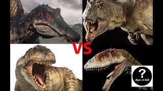 Top 10 Loài Khủng Long Có Lực Cắn Mạnh Nhất Trên Cạn Thời Tiền Sử - Sự thật #3    Bạn Có Biết?