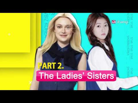 Showbiz Korea _ DAKOTA FANNING & KIM SAE-RON(다코다 패닝 & 김새론)