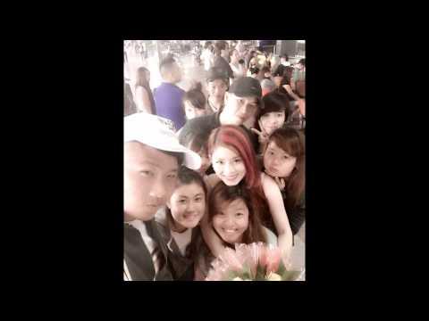 kỉ niệm offline diễn vi6n xinh đẹp Kim Jun See