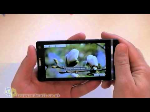 Sony Xperia S Unboxing Video, http://www.tracyandmatt.co.uk One of the first to get his hands on the Xpera S in the UK, James takes us through some of the key features of the phone after ...