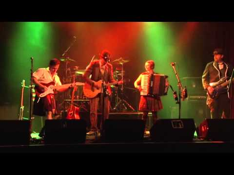 Rocky Road to Dublin (Live on St. Patrick's Day)