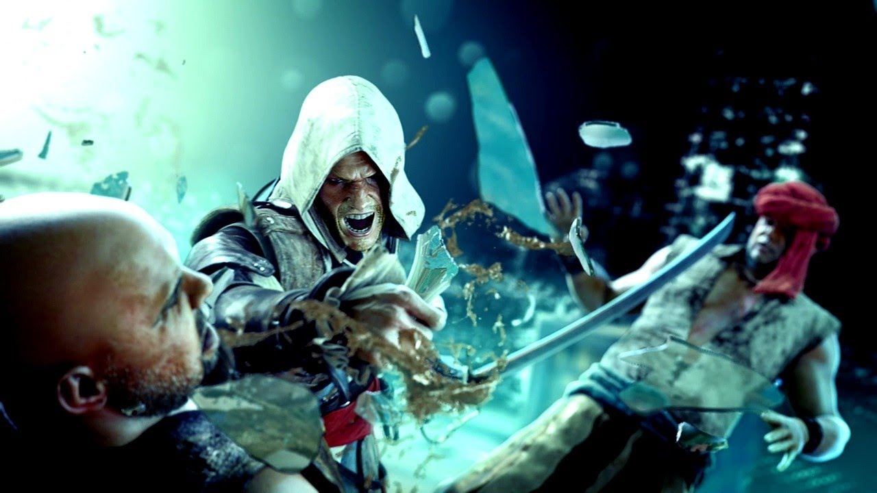 Assassins Creed 4: Black Flag | Edward Kenway - A Pirate trained by Assassins (2013) [EN] FULL HD