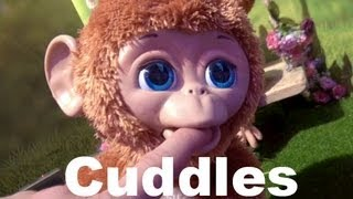 Furreal Friends Cuddles My Giggly Monkey
