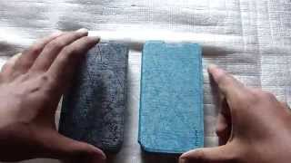 LG L90 Dual Pudini Flip Cover Case
