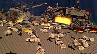Lego Clone Wars 501st Legion VI-Reprisals (TEASER TRAILER