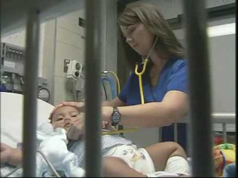 picture of Pediatric Critical Care Nurse