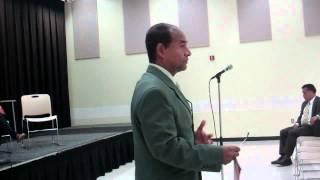 Afro-Venezuelan History Lecture