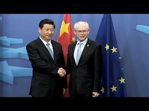 China's Xi Jinping seeks stronger trade ties with Europe